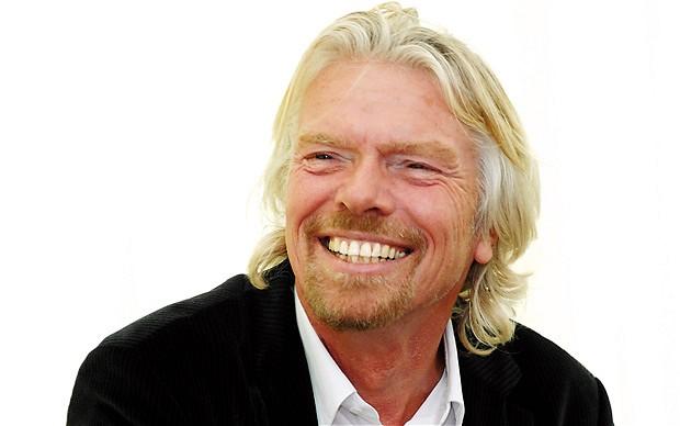 Richard Branson 65
