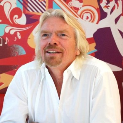 Richard Branson, Entrepreneur