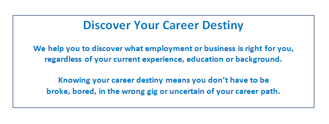 Discover your career destiny - DefineYourCareer.com